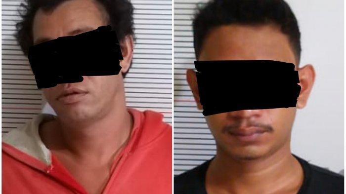 Satresnarkoba Polres Luwu Timur Tangkap 2 Warga Wotu dan Amankan 49,54 Gram Sabu