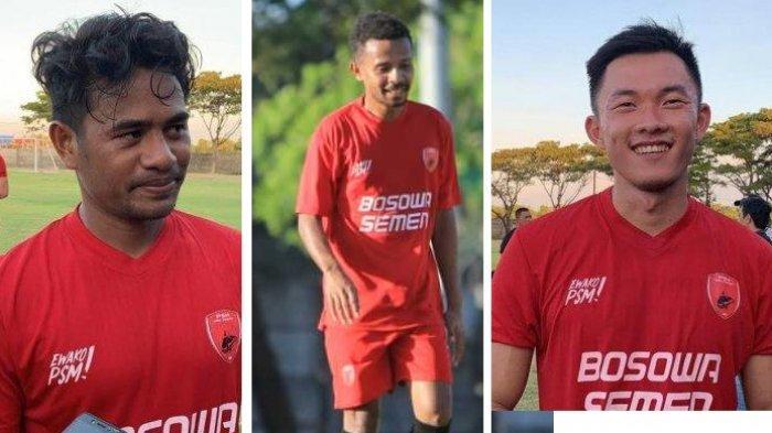 Jelang Liga 1 2021, PSM Tambah 6 Pemain Termasuk Ilham Udin Armaiyn dan Friska Womsiwor, Siapa Lain?