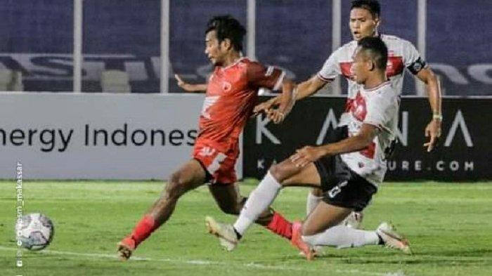 Ilham Udin Armaiyn Tetap Merendah Meski Cetak 2 Gol untuk PSM, 'Berkat Kerja Keras Semua Pemain'