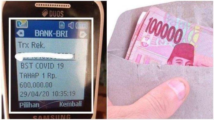 Kabar Buruk! BST di BRI dan Bank Lain Tak Lagi Rp 600 Ribu, Diumumkan Sri Mulyani, Cek Nilai Terbaru
