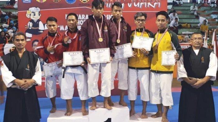 Kempo Sulsel Target 2 Medali di PON Papua 2021