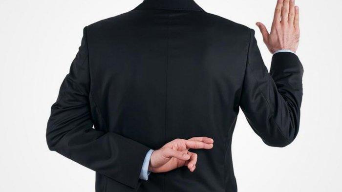 Kenali 10  Ciri-ciri Orang yang Suka Berbohong, Lain di Mulut Lain di Hati