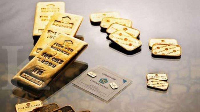 Rincian Harga Emas Antam Rabu 4 Agustus 2021, Harga Emas 1 Gram Turun Rp 5.000