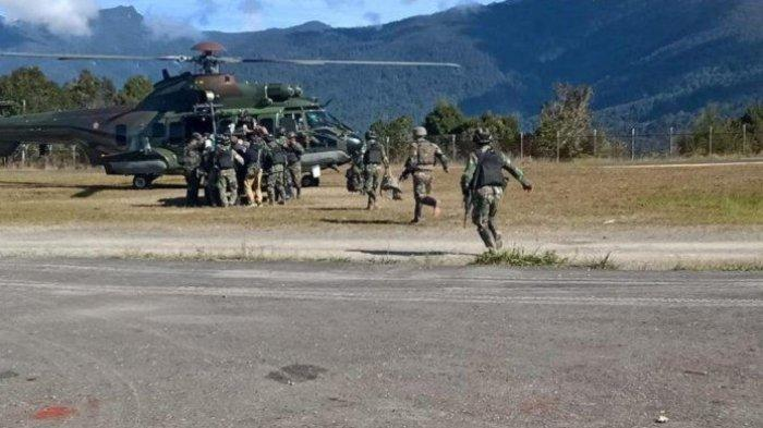 Kondisi Terkini Ipda Anton Tonapa Komandan Tim Asal Toraja Tertembak KST Papua, Luka di Punggung