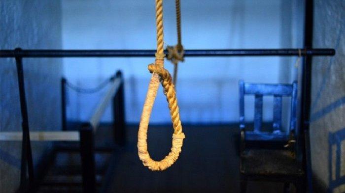 Seorang Camat Tewas Tergantung di Kamar, Jasadnya Ditangisi Warga