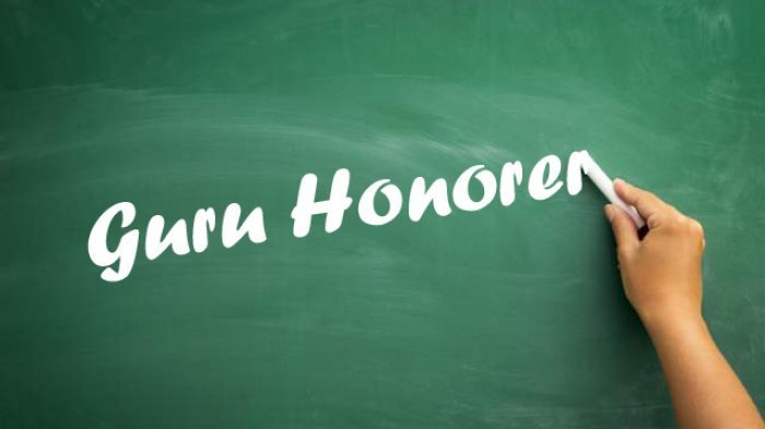 Public Services - Enam Bulan Honorer Guru Tak Dibayar
