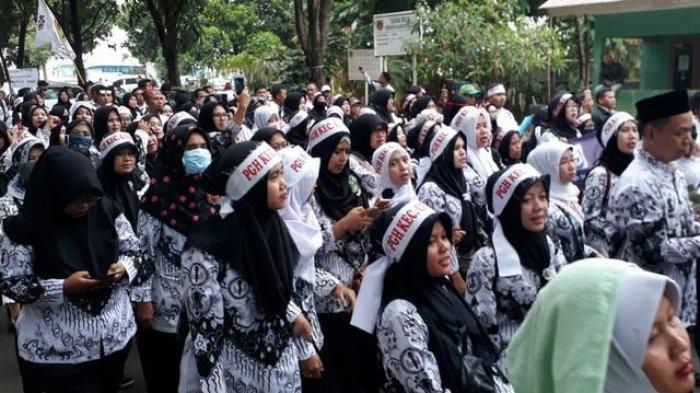 Nadiem Makarim Dalam Masalah Setelah Bahas PPPK, Forum Guru Protes Penghentian Tunjangan