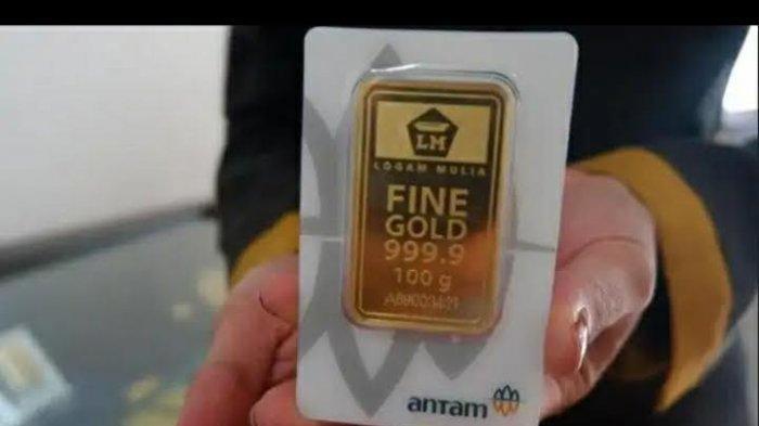 Mau Beli Emas? Simak Rincian Harga Emas Antam Hari Ini Kamis 7 Oktober 2021