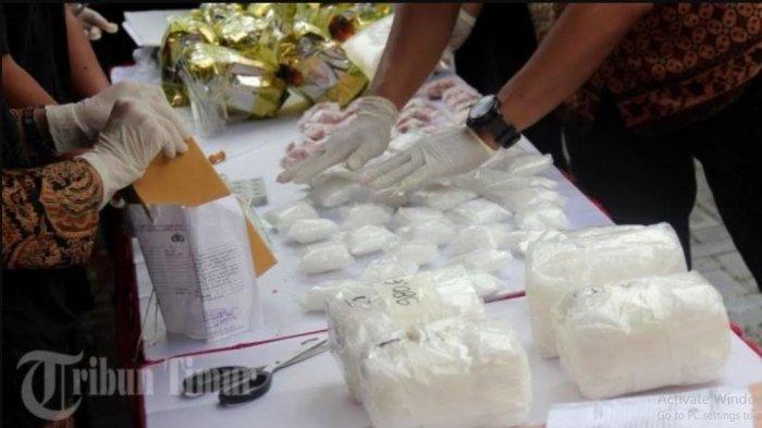 Cari Penipu Online, Polres Luwu Utara Malah Dapat 3 Pengguna Narkoba di Amassangan