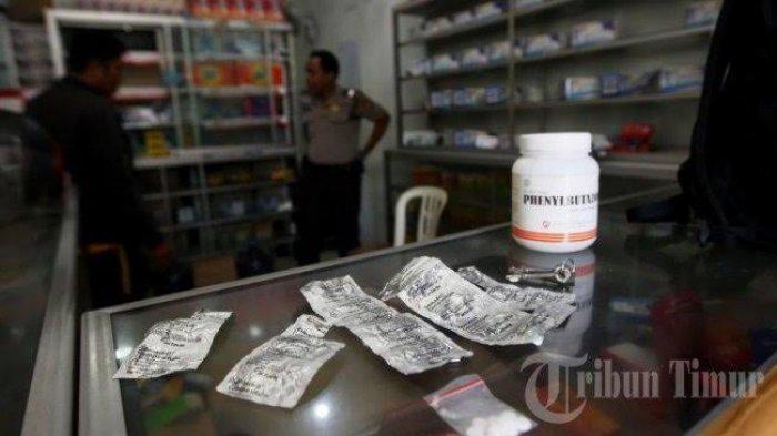 Kasus Tukang Cukur Narkoba di Bantaeng Dilimpahkan ke Kejari