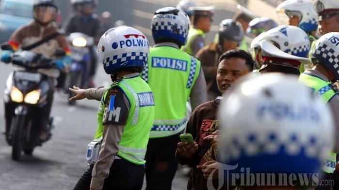 Operasi Keselamatan - Bukan SIM-STNK, Daftar Incaran Polisi di Sweeping Besar-besaran Bulan Ini
