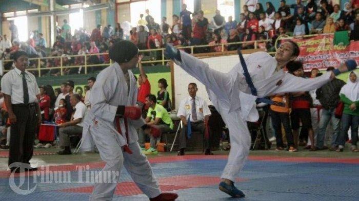 Tim Karate PON Sulsel Turun di 7 Kelas, Ini Kelas Diharapkan Raih Medali
