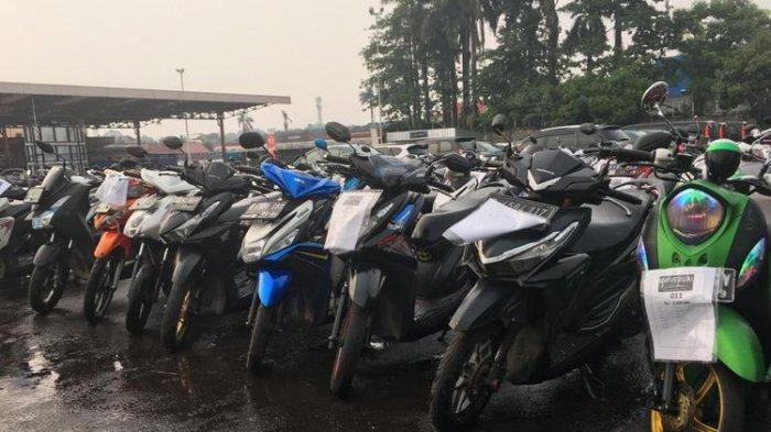 Polisi Kecolongan, Ratusan Motor 'Ilegal' Masuk ke Pinrang, Siapa Pemasoknya?