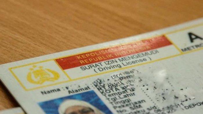 Dua Polisi Sekongkol Jual SIM Rp 1,8 Juta Per Lembar, Bayarnya Tunai atau Transfer