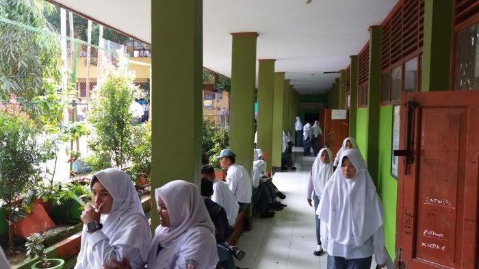 PPKM Level IV, SMAN 21 Makassar Hentikan Sementara Pembelajaran Tatap Muka