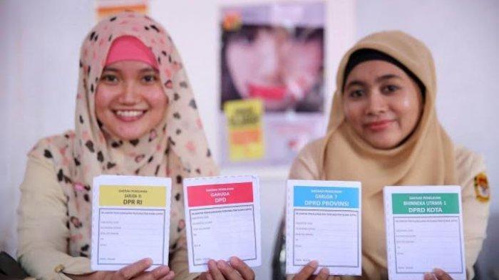 KPU Pangkep Tetapkan 237.962 Orang Daftar Pemilih Berkelanjutan 2021
