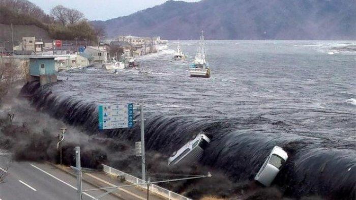 Inilah Wilayah Berpotensi Tsunami di Indonesia, Daerah Anda Masuk? Kalimantan Aman