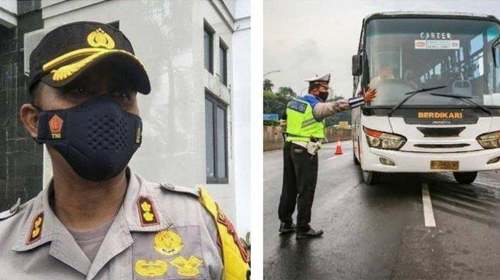 Pemerintah Tak Main-main Larang Mudik Lebaran 2021 Kini Polisi Bakal Tahan di Perbatasan