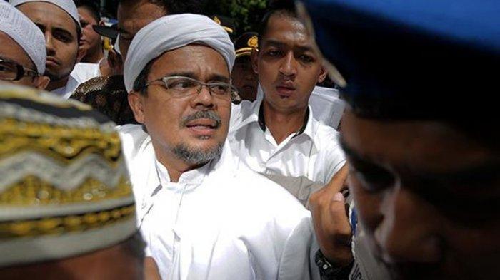Imam Besar FPI Rizieq Shihab atau Ayah Syarifah Najwa Shihab Menghilang, Positif Covid-19? Kata DPP