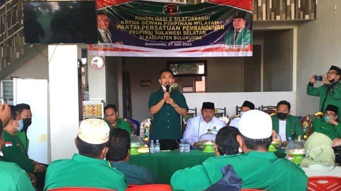 Imam Fauzan Tunjuk DPC PPP Bulukumba Gelar Muscab Perdana, H Askar Masih Berpeluang