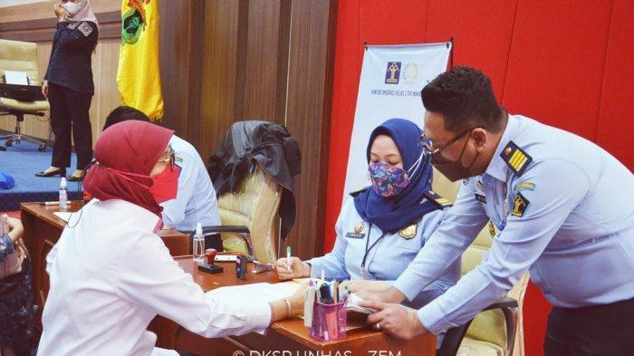 Kantor Imigrasi Makassar Jemput Bola Pembuatan Paspor di Unhas
