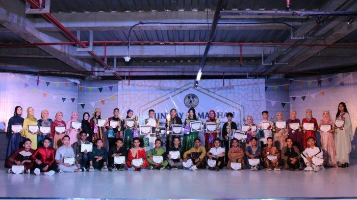 IMP Sukses Gelar Runway Ramadan di Nipah, ini Daftar JJuara Kategori Busana Muslim Putra & Putri