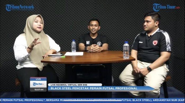 Yuk Kenal Dekat Black Steel Futsal School, Berdiri Sejak 2019