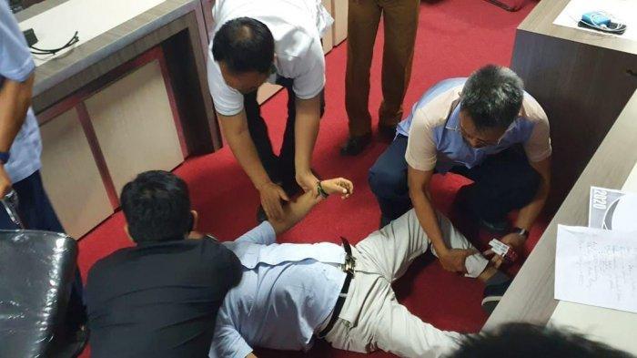 Penyebab Anggota DPRD Sulsel Ince Langke Meninggal Dunia, Pingsan Saat Rapat Ditolong Koleganya