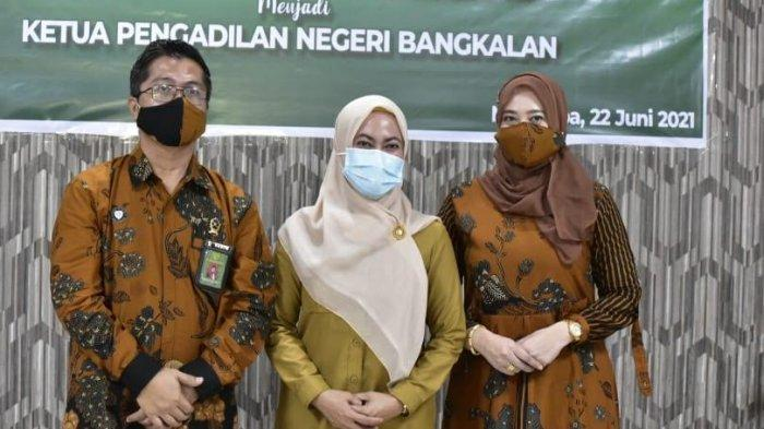 Ketua Pengadilan Negeri Masamba Dimutasi, Bupati Indah Puji Pernah Raih WBK