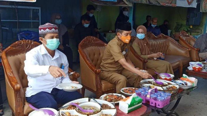 Bupati Luwu Utara Lepas Jenazah Dokter Budiman di Salulemo