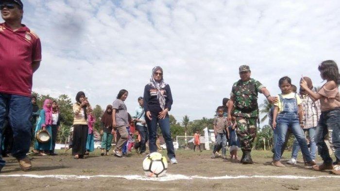 Pengusaha Sarang Burung Walet di Luwu Utara Gelar Turnamen Sepakbola