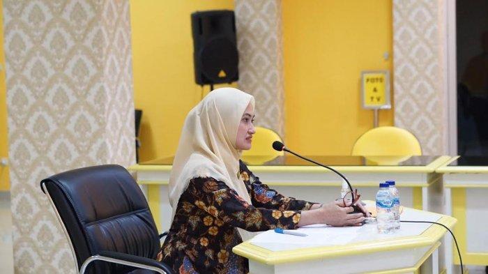 Bersaing Pimpin Golkar Lutra, Indah Putri Indriani dan Arifin Junaidi Ikut Uji Kelayakan di Makassar