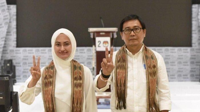 Indah-Suaib Dilantik Besok, Eks Tim Pemenangan Ramai-ramai ke Makassar