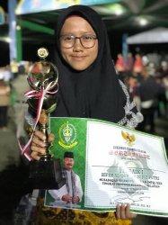 Lima Santri Ponpes Al-Imam Ashim Makassar Sabet Juara Pertama di MTQ 2018