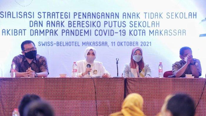 Bunda PAUD Makassar Minta Ada Pendidikan Berstandar Internasional di Tiap Kecamatan