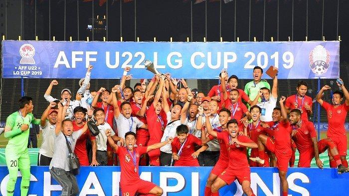 Timnas U-22 Indonesia Juara Piala AFF 2019, Menpora: Kita Pantas Juara, Pemerintah Siapkan Bonus