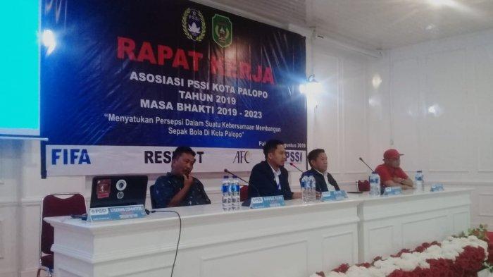 Raker Askot PSSI Palopo Tetapkan 7 Program Prioritas