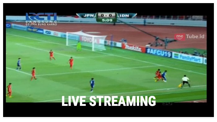 Skor 0-0, Live Streaming Metube.id RCTI Timnas Indonesia U-19 Vs Jepang Tanpa Buffer di Sini