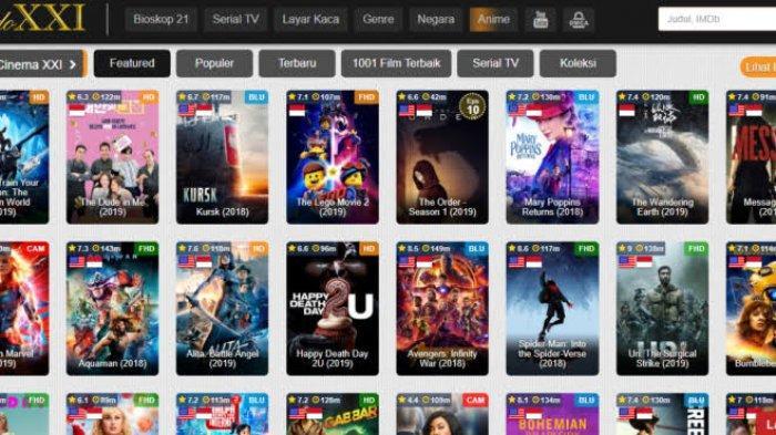 18 Tempat Nonton Film Online Gratis, Mirip Ganool, LK21, Dramaqu, Indoxxi,  Barat, India, Drakor - Tribun Timur
