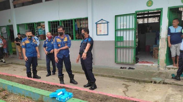 Lapas Palopo Pasang 8 Fire Block, Bisa Padamkan Api Secara Otomatis Saat Terjadi Kebakaran