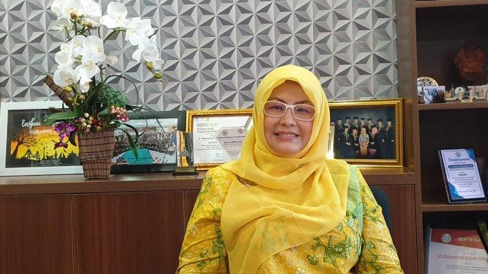 Prof Indriyanti Sudirman Guru Besar 423 Unhas, Dikukuhkan Hari Ini di Gedung Rektorat Unhas