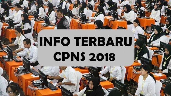 Bukan Hari ini, Pengumuman SKD CPNS 2018 Kemenkumham Ditunda, Cek di cpns.kemenkumham.go.id