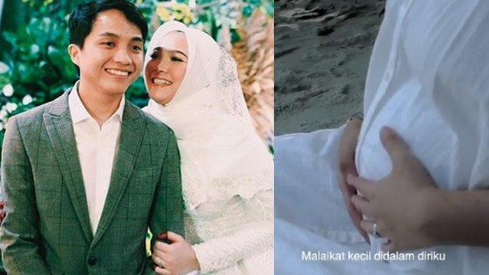 Ingat Kisah Suami Wafat 2 Bulan Setelah Nikah, Istri Baru Sadar Kalau Hamil, Keadaanya Kini