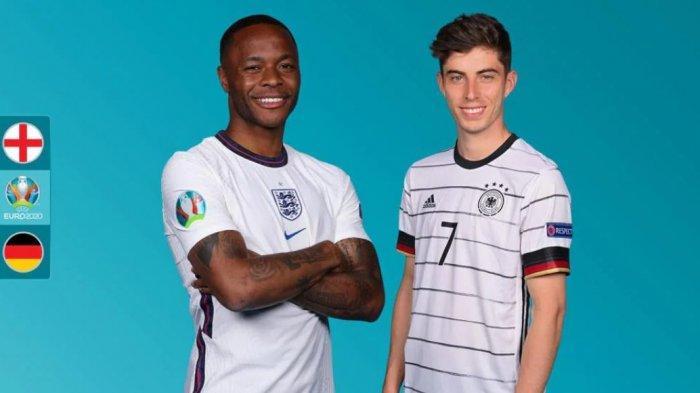 Preview EURO Inggris vs Jerman, The Three Lions Ganti Taktik Khusus Hadapi Der Panzer