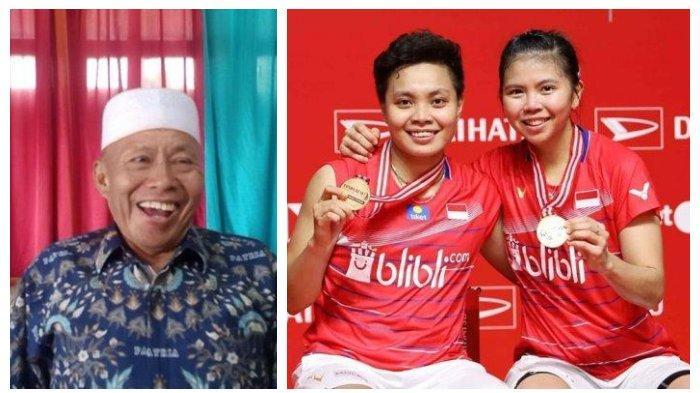 Ini Pekerjaan Ibu Apriyani Rahayu, Pantas Anaknya Jago Bulutangkis Hingga Juara Olimpiade Tokyo