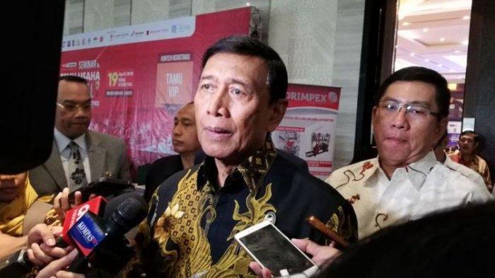 Inilah Janji Jenderal Wiranto ke Presiden Jokowi pada 22 Mei 2019, Masih Soal Panasnya Pilpres 2019
