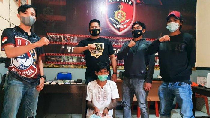 Buronan Polres Mamuju Ditangkap Curi Uang Majikan di Tana Toraja