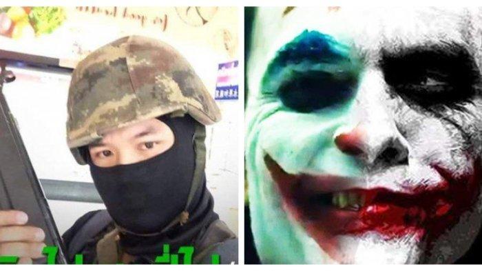Inilah Tentara Thailand Membabi Buta Tembak 20 Warga, Posting Aksi di FB dan Video Film Joker