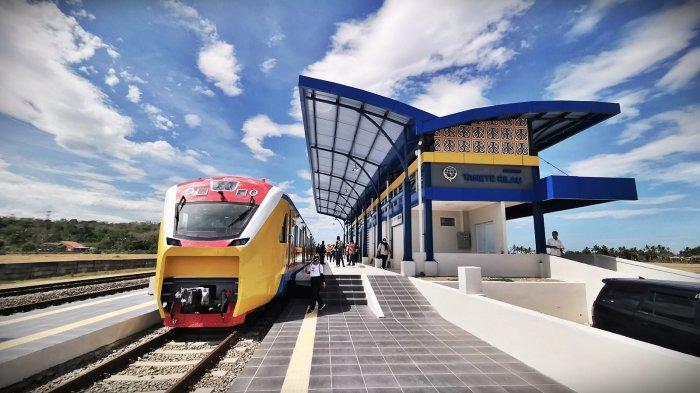 Proyek Kereta Api Makassar-Parepare Dibiayai dengan Skema Musyarakah Mutanaqisah