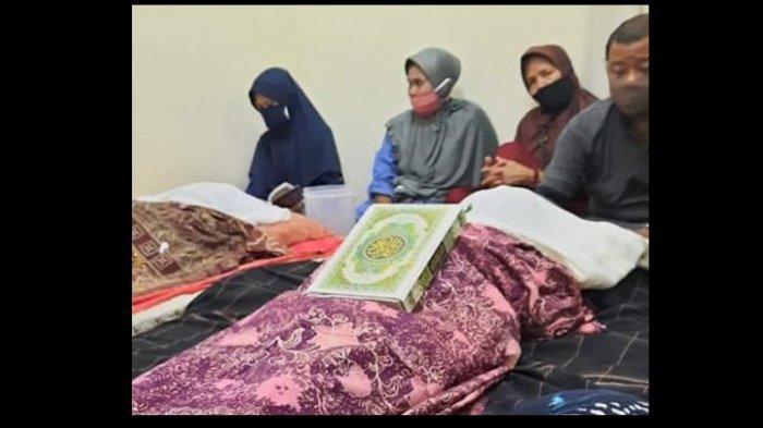 INNALILLAH, Kiai NU Bantaeng Ini Wafat 1 Jam Usai Tuntun Syahadat Sakratul Maut Sang Istri Tercinta